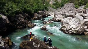 Canyoning-Gorges du Tarn-Randonnée Aquatique au Pas de Soucy dans les Gorges du Tarn-1