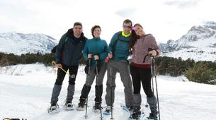 Snowshoeing-Province of Huesca-Snowshoeing excursions in Tena Valley, Huesca-6