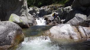 Canyoning-Gorges du Tarn-Canyoning dans les Gorges de la Dourbie, les Cévennes-4