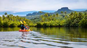 Canoë-kayak-Raiatea-Remontée de la rivière Faaroa en kayak sur l'île de Raiatea-1