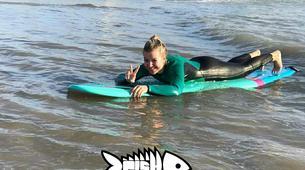 Surfing-Porto-Surf lessons on Matosinhos Beach, Porto-4