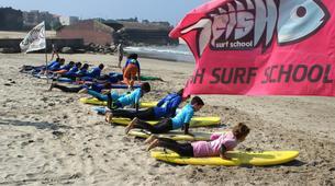 Surfing-Porto-Surf lessons on Matosinhos Beach, Porto-1