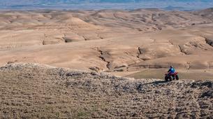 Quad biking-Marrakech-Quad biking excursion in Agafay Desert, Marrakech-4