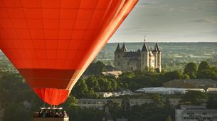 Montgolfière-Saumur-Vol en montgolfière au-dessus de Saumur-1