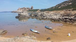 Kayak de mer-Propriano-Randonnée Kayak de Mer dans la Baie de Campomoro près de Propriano-3