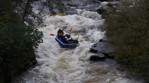 Rafting-Denbighshire-Rafting down the River Dee in Llangollen-2