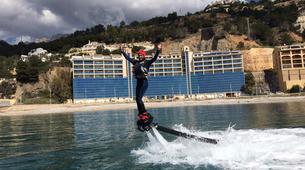 Flyboard / Hoverboard-Benidorm-Flyboard or hoverboard sessions in Altea near Benidorm-3