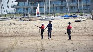 Kitesurfing-Bruges-Kitesurfing lessons in Knocke-Heist near Bruges-4