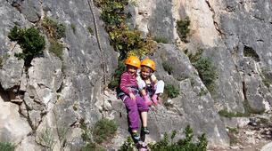 Rock climbing-Gorges du Tarn-Escalade dans les Gorges du Tarn, les Cévennes-3
