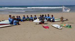 Surfing-Sines-Surf lesson and course on Praia Da Vieirinha near Sines-2