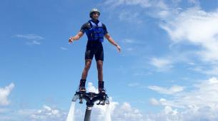 Flyboard / Hoverboard-Moorea-Initiation Flyboard et Hoverboard sur l'île de Moorea-3