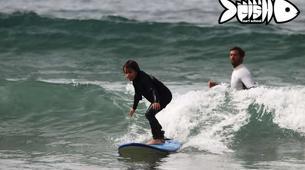 Surfing-Porto-Surf lessons on Matosinhos Beach, Porto-9