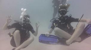 Scuba Diving-Zanzibar-PADI Discover Scuba Diving course in Paje, Zanzibar-3