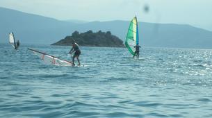Windsurfing-Nafplio-Windsurfing lesson in Nafplio-3