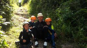 Canyoning-Gorges du Tarn-Randonnée Aquatique au Pas de Soucy dans les Gorges du Tarn-2