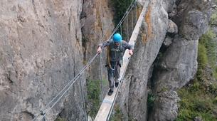 Via Ferrata-Gorges du Tarn-Via Ferrata de Liaucous dans les Gorges du Tarn-1