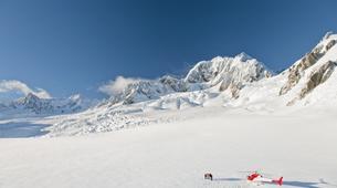 Helicopter tours-Franz Josef Glacier-Franz Josef Glacier heli flight with snow landing-3