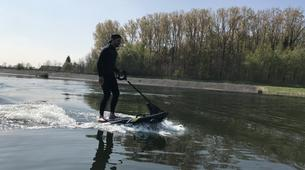 Surfing-Charleroi-Jetsurf in Eau d'Heure lakes, near Charleroi-4