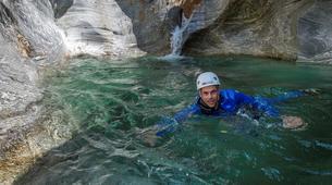Canyoning-Tessin-Boggera Canyon in Ticino-6