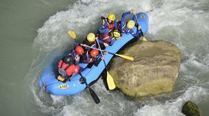 Rafting-Murillo de Gallego-Rafting the Gallego River in Murillo de Gallego-14