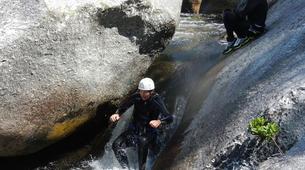 Canyoning-Gorges du Tarn-Canyoning dans les Gorges de la Dourbie, les Cévennes-12