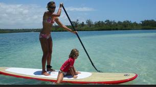 Stand Up Paddle-Cap Malheureux - Anse La Raie-Randonnée Stand Up Paddle sur la côte est de l'île Maurice-5