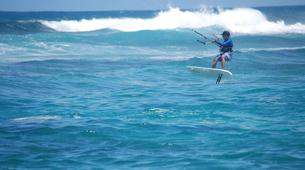 Kitesurf-Cap Malheureux - Anse La Raie-Cours de Kitesurf à l'île Maurice-8