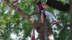 Rock climbing-Fontainebleau-Multi-Aventure dans la forêt de Fontainebleau-4