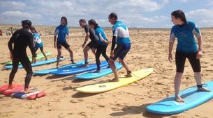 Surf-Seignosse-Cours de surf sur les plages de Seignosse-4