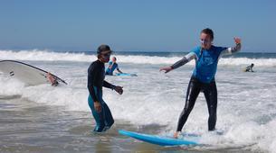 Surf-Seignosse-Cours de surf sur les plages de Seignosse-3