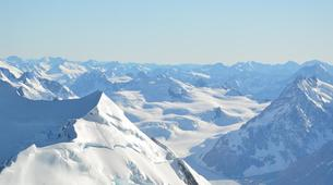 Helicopter tours-Franz Josef Glacier-Mount Cook scenic heli flight with glacier landing-6