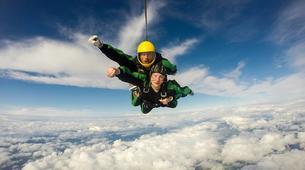 Skydiving-Herning-Tandem skydive in Herning, Denmark-1