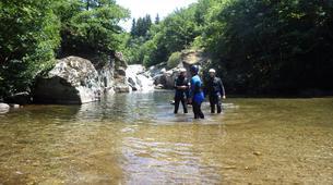 Canyoning-Gorges du Tarn-Canyoning dans les Gorges de la Dourbie, les Cévennes-13