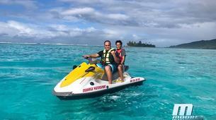 Jet Ski-Moorea-Excursion en Jet Ski sur l'île de Moorea-3