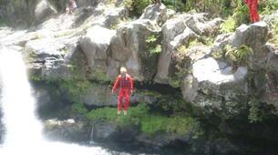 Canyoning-Rivière Langevin, Saint-Joseph-Canyon de Langevin à La Réunion-6