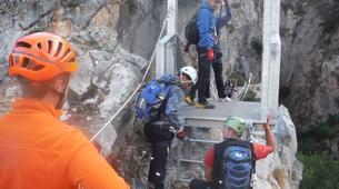 Via Ferrata-Picos de Europa National Park-Via ferrata Valdeon in Picos de Europa-4