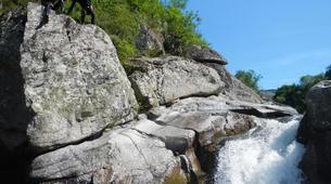 Canyoning-Gorges du Tarn-Canyoning dans les Gorges de la Dourbie, les Cévennes-9