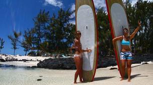 Stand Up Paddle-Cap Malheureux - Anse La Raie-Randonnée Stand Up Paddle sur la côte est de l'île Maurice-2