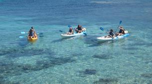 Kayak de mer-Propriano-Randonnée Kayak de Mer dans la Baie de Campomoro près de Propriano-2