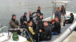 Scuba Diving-Malta-PADI Adventure Diver course in Sliema, Malta-2