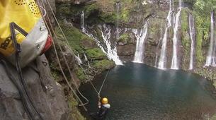 Canyoning-Rivière Langevin, Saint-Joseph-Canyon de Langevin à La Réunion-2