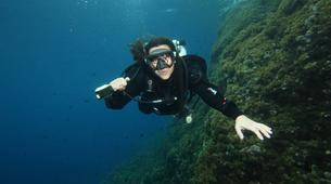 Scuba Diving-Ibiza-SSI Open Water Scuba Diver course in San Antonio, Ibiza-1