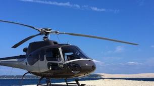 Helicoptère-Arcachon-Vol en Hélicoptère au-dessus du Bassin d'Arcachon-3