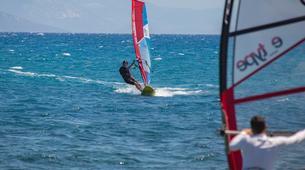 Windsurfing-Nafplio-Windsurfing lesson in Nafplio-2