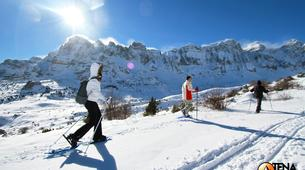 Snowshoeing-Province of Huesca-Snowshoeing excursions in Tena Valley, Huesca-1
