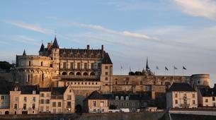 Helicopter tours-Tours-Scenic flight over the châteaux of the Loire Valley, France-6