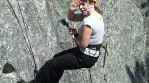 Rock climbing-Fontainebleau-Multi-Aventure dans la forêt de Fontainebleau-8