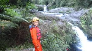 Canyoning-Rivière Langevin, Saint-Joseph-Canyon de Langevin à La Réunion-5