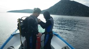 Scuba Diving-Nafplio-Adventure dives for certified divers in Nafplio-6