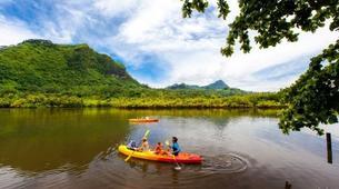 Canoë-kayak-Raiatea-Remontée de la rivière Faaroa en kayak sur l'île de Raiatea-4